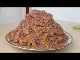 Торт Муравейник за 10 Минут - Cake Anthill in 10 Minutes, English Subtitles