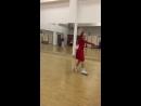 Медленный Вальс. Спортивно-бальные танцы.