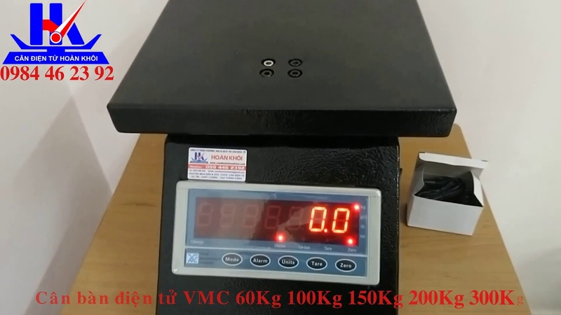 Cân Bàn Điện Tử VMC 60kg 100kg 150kg 200kg 300kg