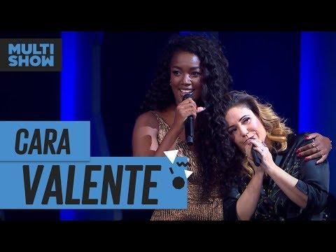 Cara Valente | Iza Maria Rita | Música Boa Ao Vivo | Música Multishow