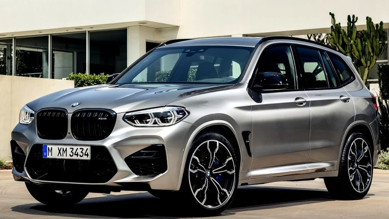 NEW 2020 BMW X3 M COMPETITION - EXTERIOR AND INTERIOR - GREAT BMW CAR