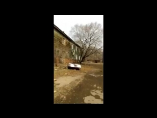 Они голосовали за путина. Центр Хабаровска, грязь, трущобы и беспросветная нищета. Программа переселения не работает, света в до