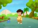 الطيبة والنظافة من سلسلة أخلاق أطفال الري