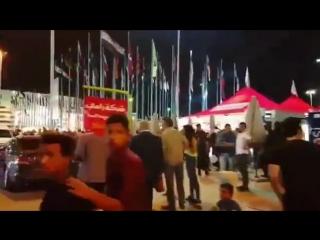 من معرض دمشق الدولي ️