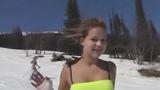 Italo disco 80s . Momento Love - White Story fantasy. Magic Babe Girl Extreme ski drive mix