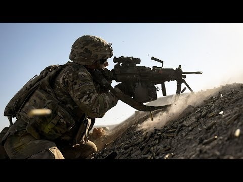 Afghanistan War - Real Combat! US Army Soldiers in Fighting and Firefights vs Taliban
