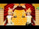 Hatsune Miku Project DIVA Future Tone - PV RinRin Signal -Append Mix- Romaji/English Subs