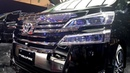 ALL NEW TOYOTA VELLFIRE IN DETAILS GREAT LUXURY MPV