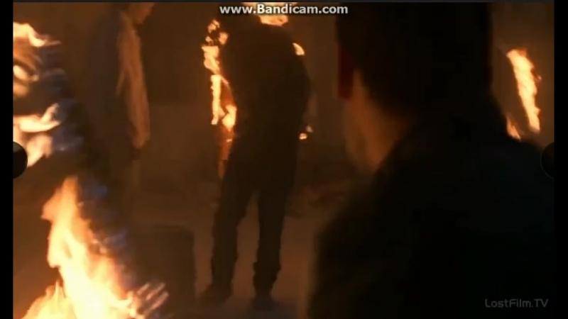 Ходячие Мертвецы Рик Ниган и бита