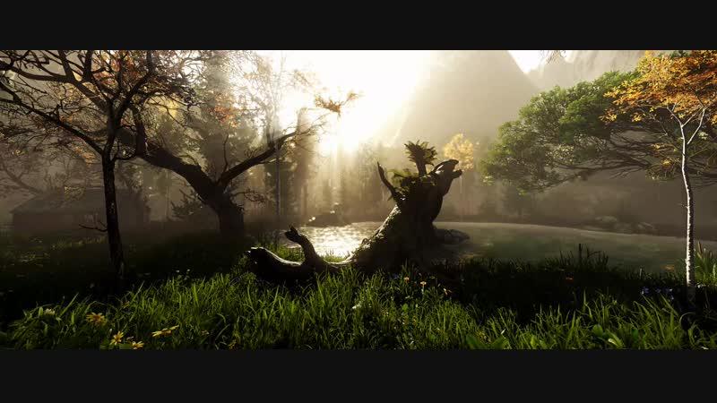 Land of Pain Felled Tree
