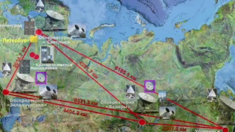 Полный космос в Приозерском районе ЛО