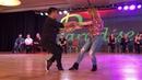 Arjay Centeno and Mia Primavera Allstar Champion JNJ 1st Place at Paradise 2018