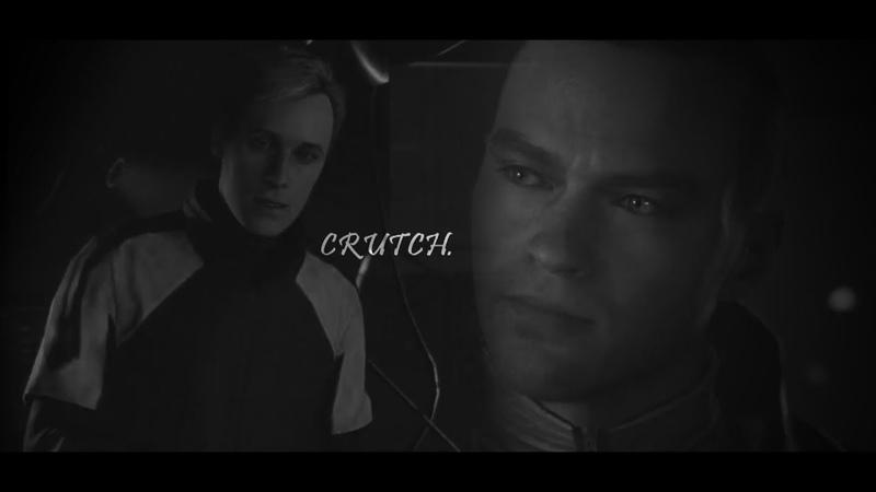 Crutch simon and markus [detroit: become human]