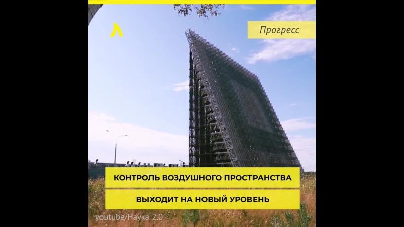 Контроль воздушного пространства над России | АКУЛА