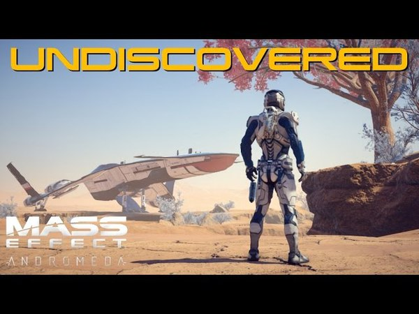 Undiscovered - Mass Effect: Andromeda Music *1 HOUR EXTENDED*