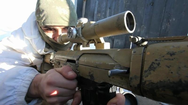 Снайперский рубеж 2019 военнослужащие ЗВО прошли усложненную полосу препятствий конкурса