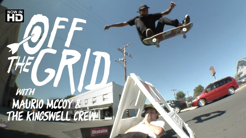 Maurio McCoy Kingswell Crew - Off The Grid