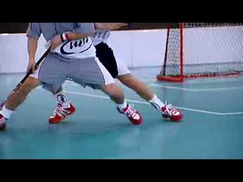 1.7 Floorball Training-Florbalovy trening