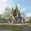 Храм св. Царственных Страстотерпцев (д. Пеники)