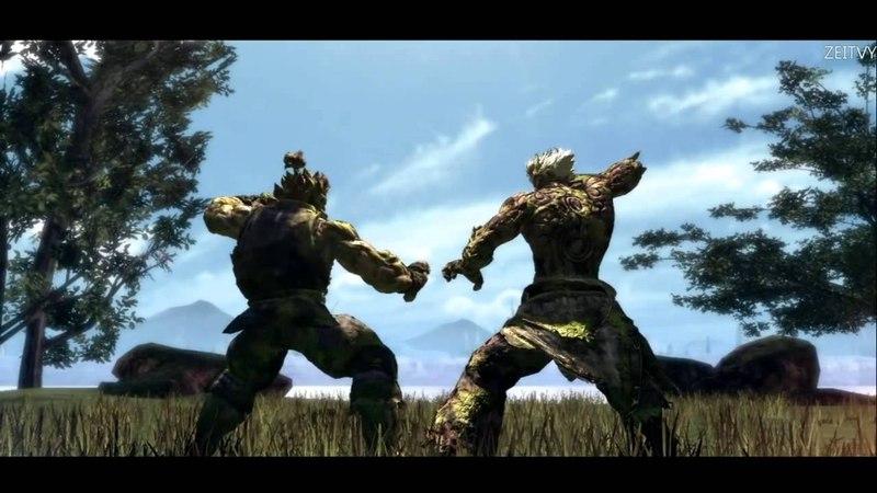 Asura's Wrath Lost Episode 2 Asura vs Akuma Cutscenes YouTubevia torchbrowser com