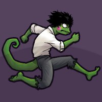 Install  Chameleon Man : Run! (Unlimited)