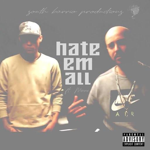 Phaze альбом Hate Em´All (feat. Mani)