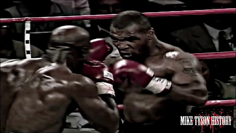 Mike Tyson vs. Evander Holyfield 2 - Майк Тайсон vs. Эвандер Холифилд 2 (Комментирует Гендлин, бокс, реванш 28.06.1997)