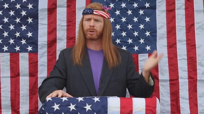 JP баллотируется в президенты