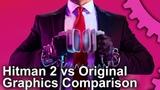 4K Hitman 2 vs 1 Engine Graphics Upgrade! - IO Interactive Improves Its Tech