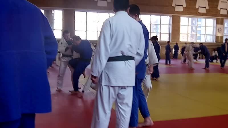 тренировка в г.Челябинск ЦОП