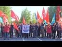 Югорчане высказали своё мнение по поводу пенсионных изменений на митингах