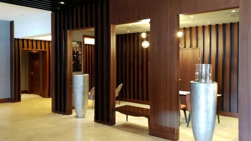 После ремонта отель Марриотт Будапешт - After Renovation the Hotel Marriott Budapest.mp4