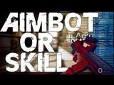 AIMBOT OR SKILL BLACK SQUAD l UNDERGROUND GODS #2