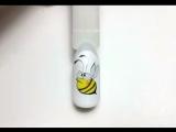 Смотри, как легко нарисовать пчёлку!