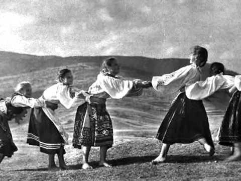 Sága krásy Slovak folk music A dze idzeš Helenko