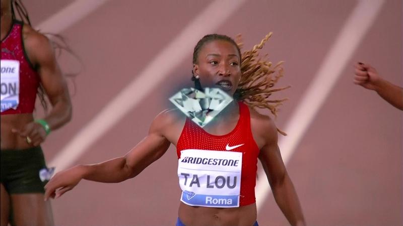 2018 05 31 Rome 200m Marie Josee TA LOU 22 49c 1 7