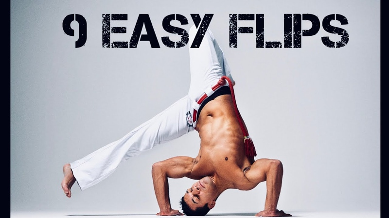 9 flips anyone can achieve (Flip progressions)