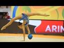 АРИНА АВЕРИНА - Мяч многоборье Чемпионат Европы 2018. Гвадалахара, Испания