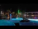 После пенной вечеринки было шоу на флайборде прямо в бассейне 🌊☝️😁 Ну очееень крутое зрелище👍😀 хотя после этого представлени