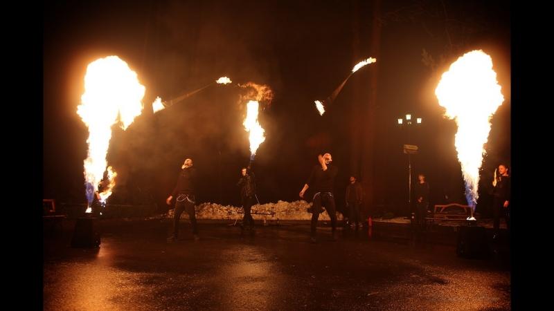 Промо-видео Reiton. Фаер шоу в Чернигове, Киеве. Шоу на праздник. Fire show Ukraine