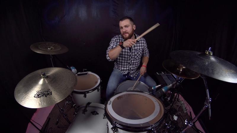 Тима Белорусских -Мокрые кроссы-Drum Cover