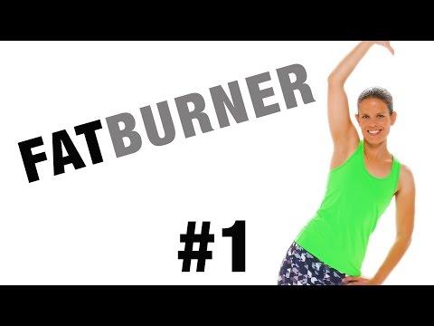 Fatburner ★★Teil 1★★ mit Nadine Kortenbruck