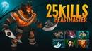 SmAsH Beastmaster Carry Highlights Dota 2