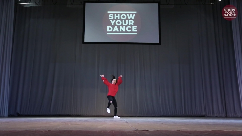 BEST DANCE SHOW SOLO KIDSII PLACEГАЗИЗОВА АМИНА
