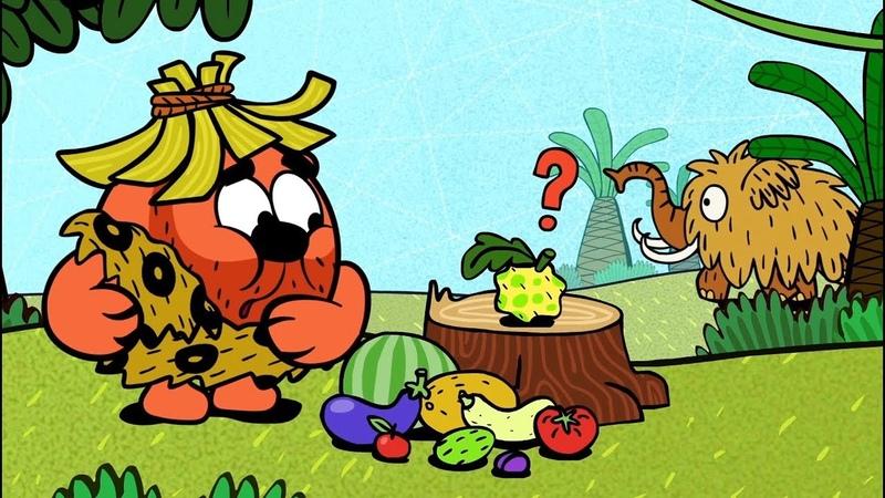 ❗❓Наука для детей Всё о растениях Ботаника Сборник Смешарики Пинкод