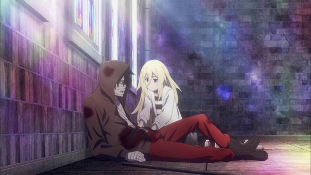 11 Ангел кровопролития | Satsuriku no Tenshi [JN union]
