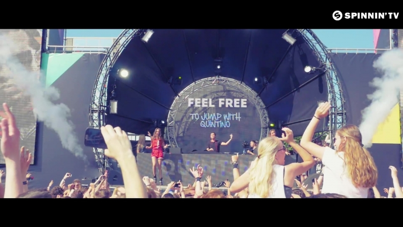 Quintino FTampa - Slammer (Official Music Video)