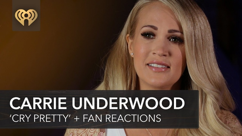 Carrie Underwood Reveals Why 'Cry Pretty' Is Her Most Personal Album | Exclusive Interview