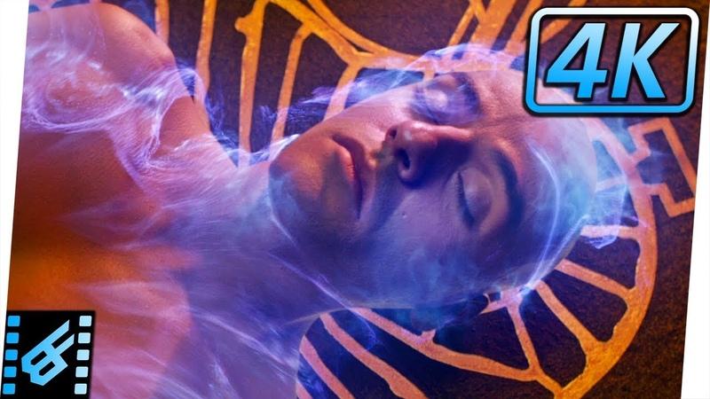 Transference Scene Pyramid Collapse X Men Apocalypse 2016 Movie Clip