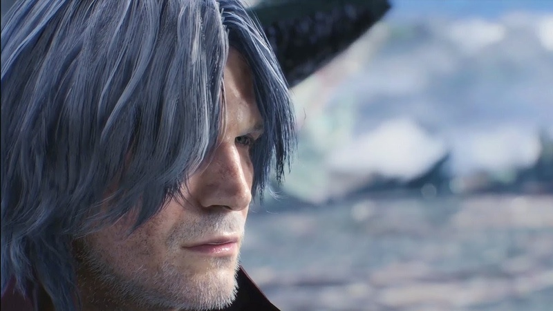 Devil May Cry 5 Release Date Trailer - Gamescom 2018
